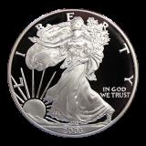 1 Oz. USA - American Eagle 2003 (Proof) - W