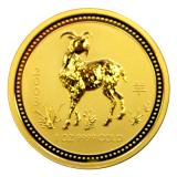 1 Oz. Australien - Ziege 2003 (Lunar I)