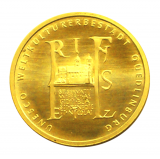 100 Euro BRD - Quedlinburg 2003  -  G