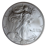 1 Oz. USA - American Eagle 2004