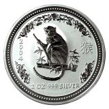 2 Oz. Australien - Affe 2004 (Lunar I)
