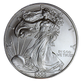 1 Oz. USA - American Eagle 2005