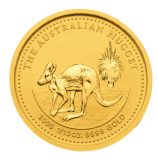 1/10 Oz. Australien - Nugget/Känguru 2005