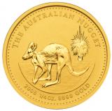 1/4 Oz. Australien - Nugget/Känguru 2005