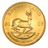 1 Oz. Süd-Afrika - Krügerrand 2005