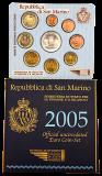 San Marino - KMS 2005 + 5 Euro (Silber)
