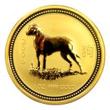 1 Oz. Australien - Hund 2006 (Lunar I)