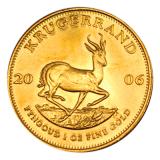 1 Oz. Süd-Afrika - Krügerrand 2006