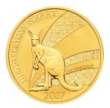 1 Oz. Australien - Nugget/Känguru 2007