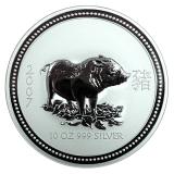 10 Oz. Australien - Schwein 2007 (Lunar I)