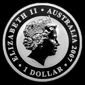 1 Oz. Australien - Koala 2007
