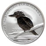 1 Oz. Australien - Kookaburra 2007