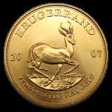 1 Oz. Süd-Afrika - Krügerrand 2007