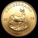 1 Oz. Süd-Afrika - Krügerrand 2008