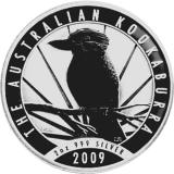 2 Oz. Australien - Kookaburra 2009