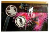 1 Oz. Australien - Koala + Kookab. 2009 im ANDA-Blister
