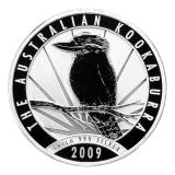 1 Kg Australien - Kookaburra 2009
