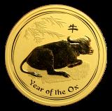 2 Oz. Australien - Ochse 2009 (Lunar II)