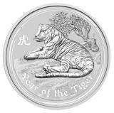 1/2 Oz. Australien - Tiger 2010 (Lunar II)
