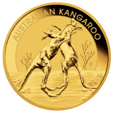 1/2 Oz. Australien - Nugget/Känguru 2010