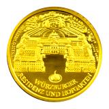100 Euro BRD - Würzburg 2010  -  F