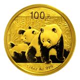 1/4 Oz. China - Panda 2010
