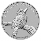 10 Oz. Australien - Kookaburra 2010