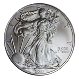 1 Oz. USA - American Eagle 2011