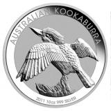 10 Oz. Australien - Kookaburra 2011