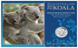 1/10 Oz. Australien - Koala 2011 (im Blister)