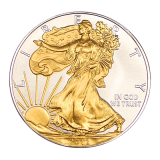 1 Oz. USA - American Eagle 2012 (Gilded)