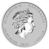 1 Oz. Australien - Schlange 2013 (Lunar II)