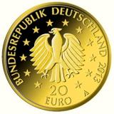20 Euro BRD - Kiefer 2013