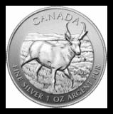 1 Oz. Canada - Antilope 2013