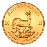 1 Oz. Süd-Afrika - Krügerrand 2013