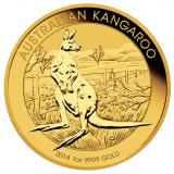 1 Oz. Australien - Nugget/Känguru (Versch. Jg)