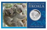 1/10 Oz. Australien - Koala 2014 (im Blister)