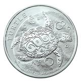 2 Oz. Niue - Turtle 2016