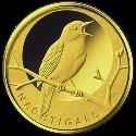 20 Euro BRD - Nachtigall  2016 (A,D,F,G,J - komplett)