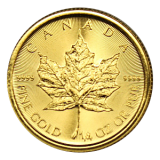 1/4 Oz. Canada - Maple Leaf (Versch. Jg.)