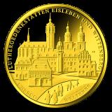 100 Euro BRD - Eisleben und Wittenberg 2017 - D