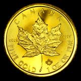 1 Oz. Canada - Maple Leaf 2017