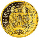 100 Euro BRD - Schlösser in Brühl 2018 - G