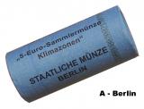 25 x 5 Euro BRD - Subtropische Zone (A) - 2018  (Stgl.) in Originalrolle