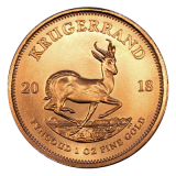 1 Oz. Süd-Afrika - Krügerrand 2018