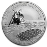 1 Oz. Australien - Anniversary of the Moon Landing - 2019