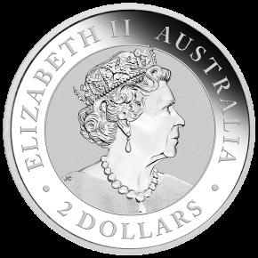 """2 Oz. Australien - AUSTRALIAN NUGGET """"Welcome Stranger 2020 (1. Motiv)"""