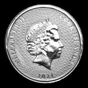 1/10 Oz. Cook Islands - Bounty 2021