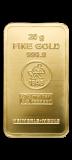 20 Gramm Goldbarren (Heimerle + Meule, Pforzheim)
