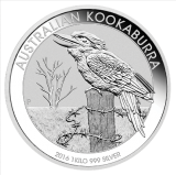 1 Kg Australien - Kookaburra 2016
